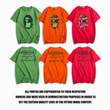 BAPE Five Sticks Ape Head Tees