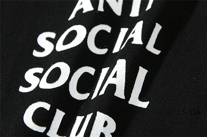 ASSC Classic Printing TEE White/Black