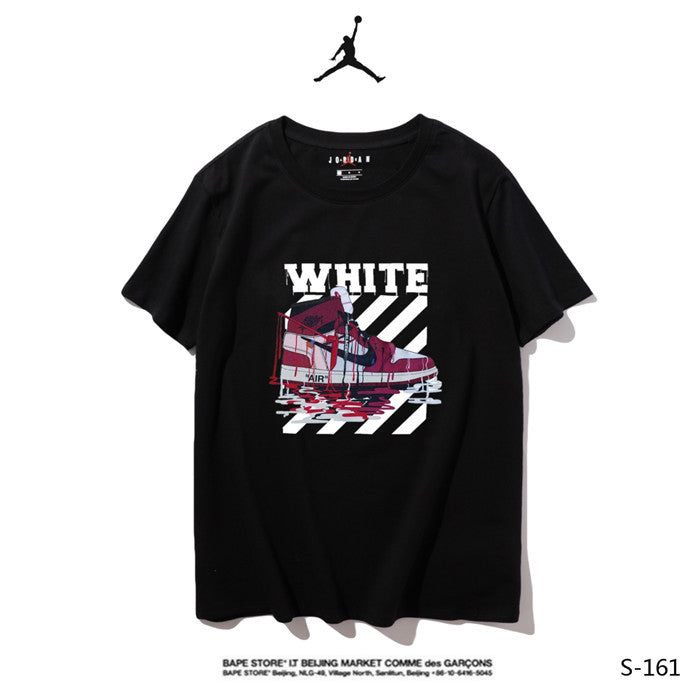 Jordan Short T-Shirt Black