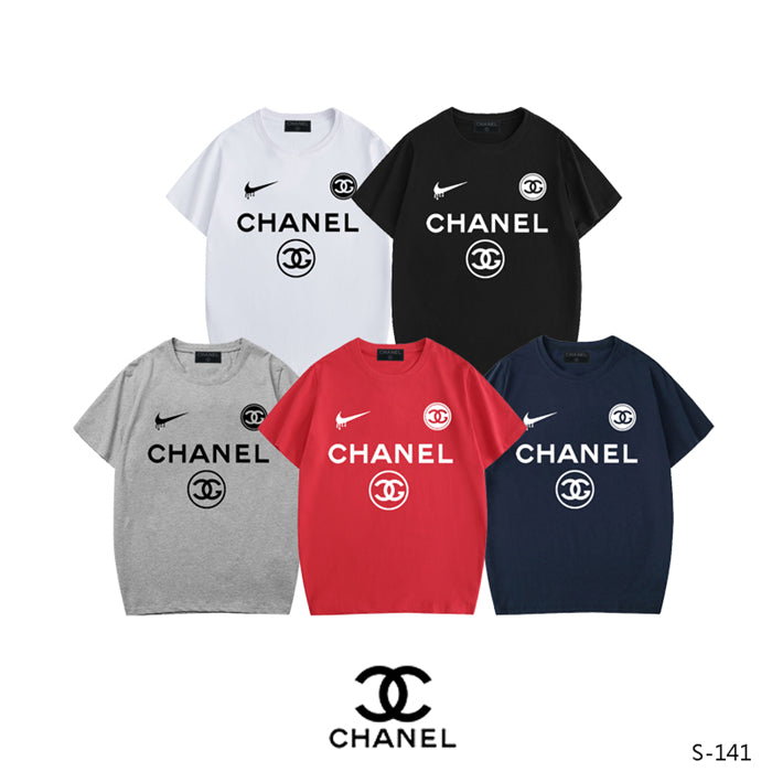 CHANEL Check T-shirt
