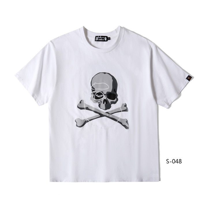 BAPE Pirate Ape White Tee