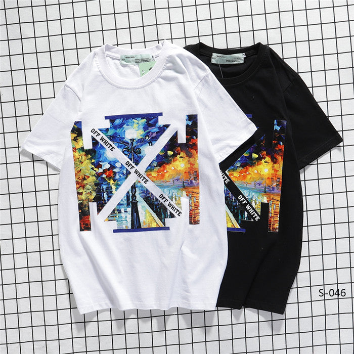 OFF-WHITE Light Print Tees