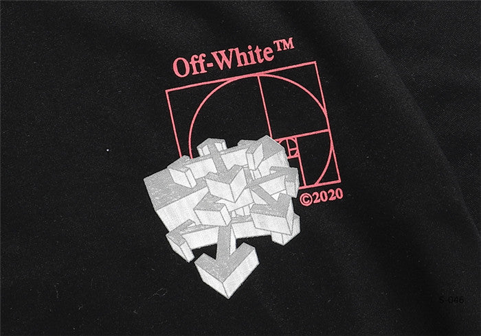 OFF-WHITE Golden Ratio Tees