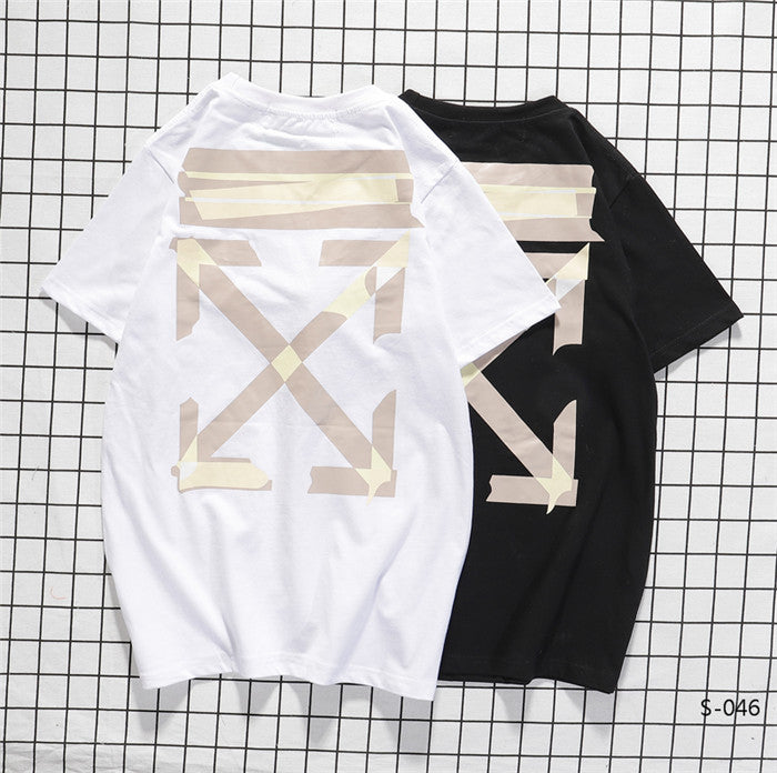 OFF-WHITE Masking Tape Tees