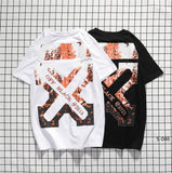 OFF-WHITE Off Black Tees