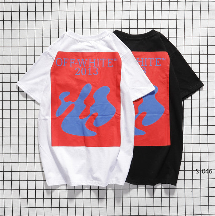 OFF-WHITE Symbol 2013 Tees