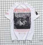 OFF-WHITE Impressionism Tees