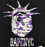 BAPE NYC Tees
