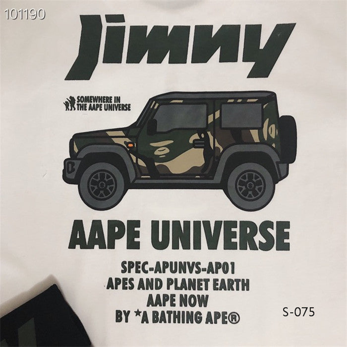 BAPES Jimmy Truck Tees