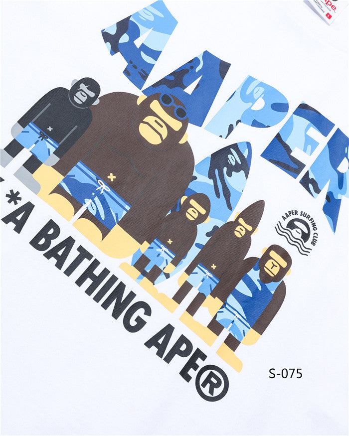 AAPE Apes Surfing Club