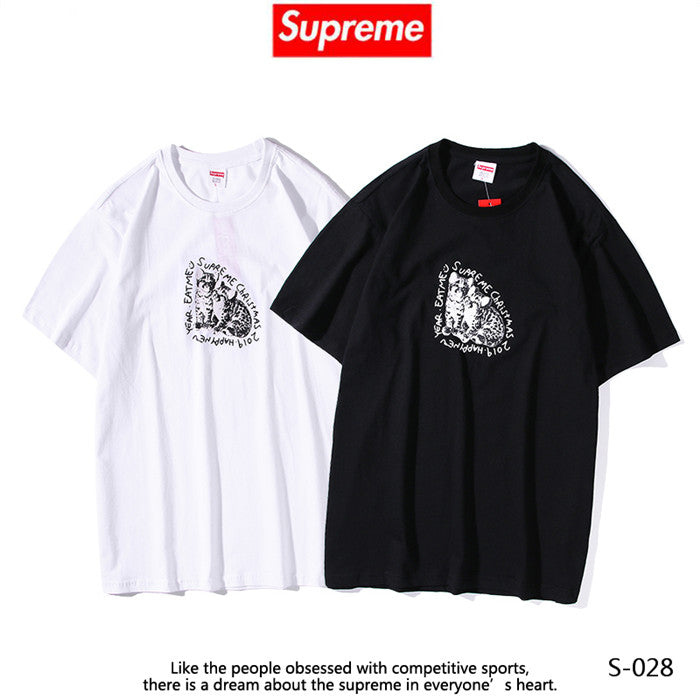 Cat Supreme short T-shirt