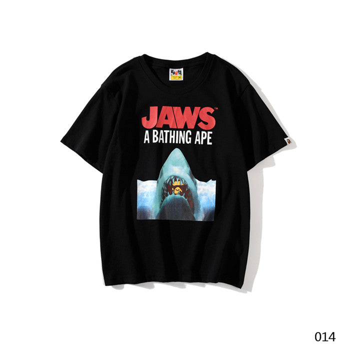BAPE JAWS Tees