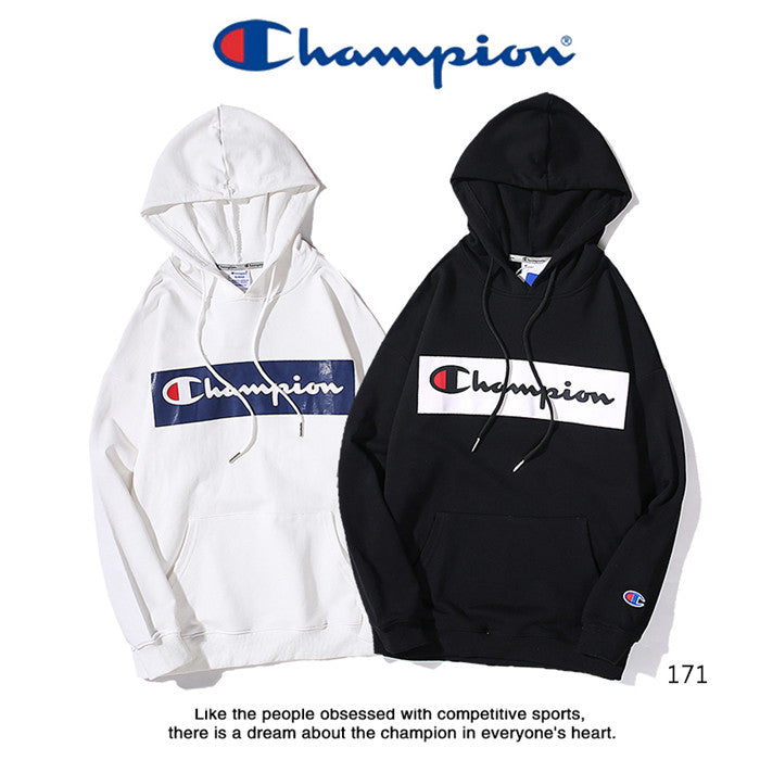 CHAMPION B&W Hoodies