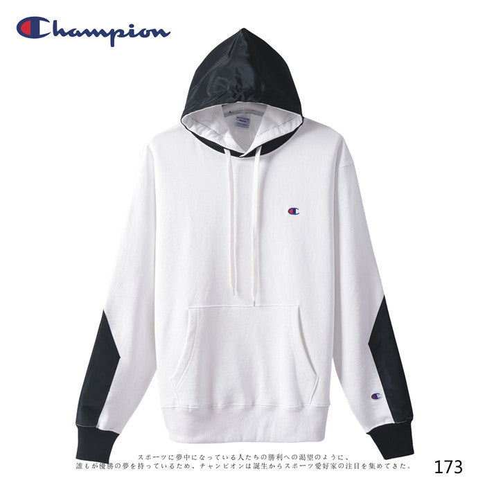 CHAMPION Neutral Color Hoodies