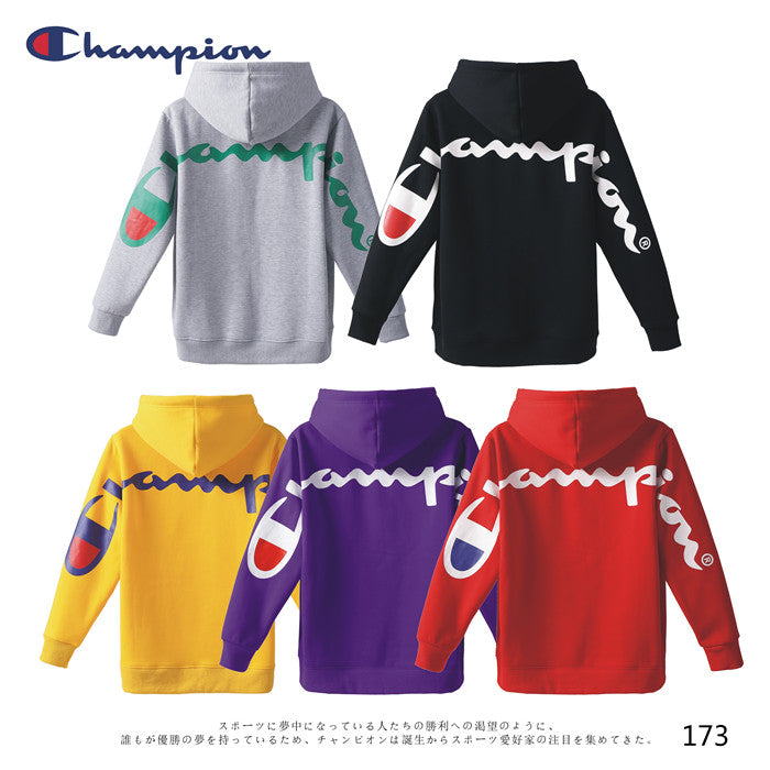 CHAMPION M-2XL Cool Hoodies