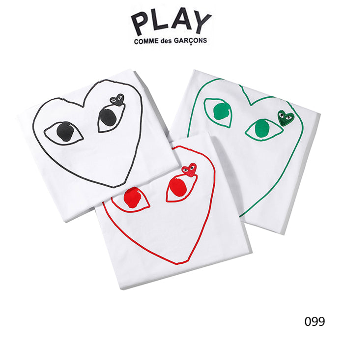 PLAY Love Hollow Tees