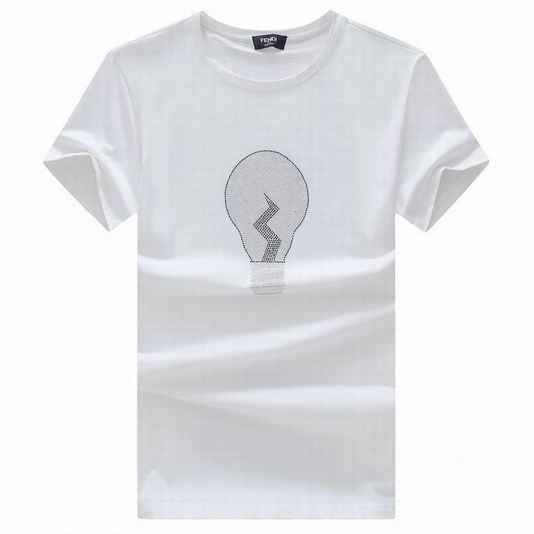 Light Bulb Fendi Design Shirt