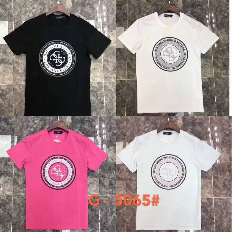 GUCCI CIRCLE PRINT T-SHIRTS