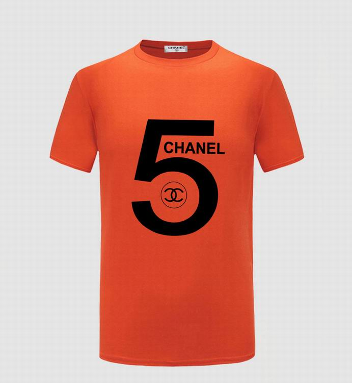 CHANEL t-shirt 5 orange
