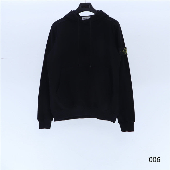 Stone Island Colorful Pullover Hoodies