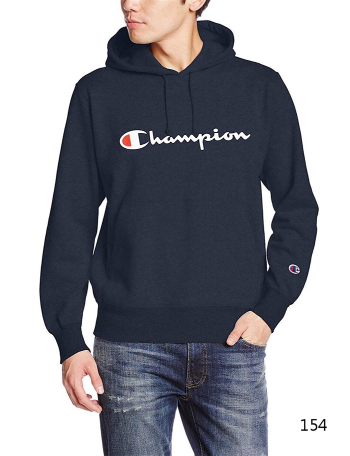 CHAMPION Simple Hoodies