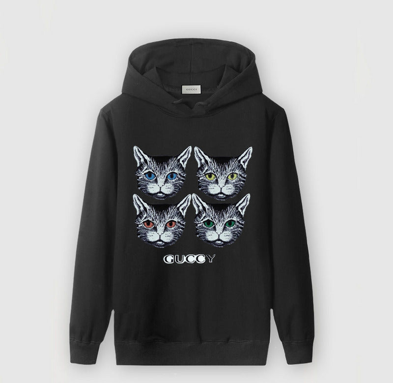 GUCCI 4 CATS HOODIE