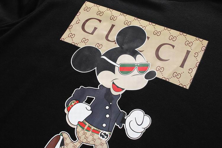 GUCCI MICKEY MOUSE HOODIE BLACK