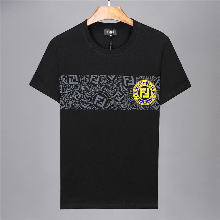 Chest Fendi Logo Shirt