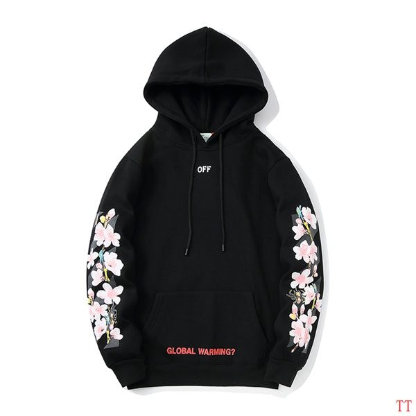 OFF-WHITE Cherry Blossoms Hoodie