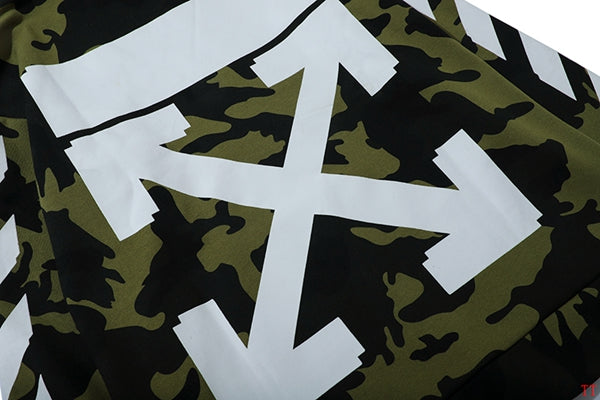 OFF-WHITE Camo Hoodie