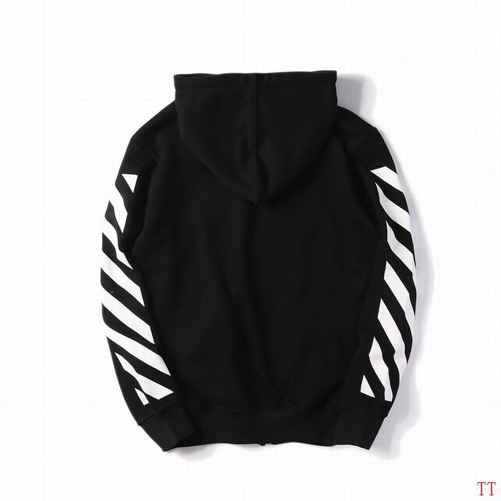 OFF-WHITE Arm Stripes Hoodie