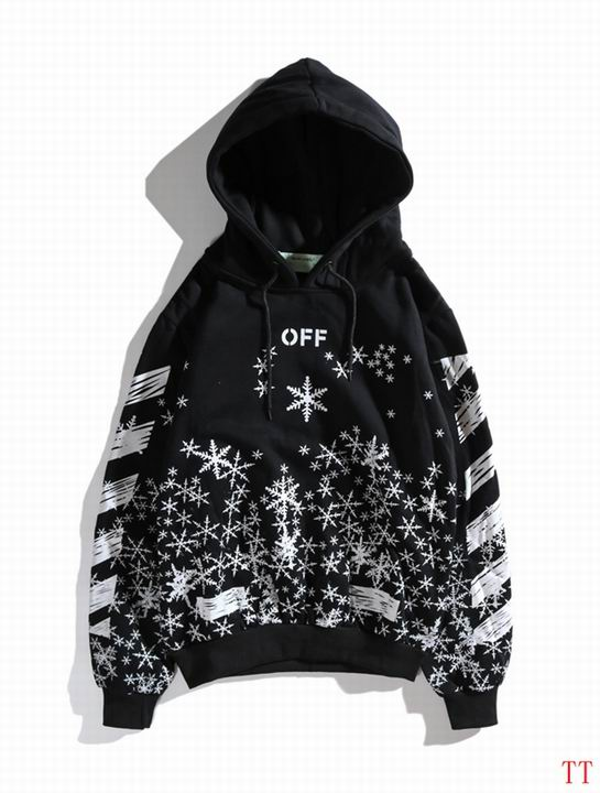 OFF-WHITE Flakes Hoodie