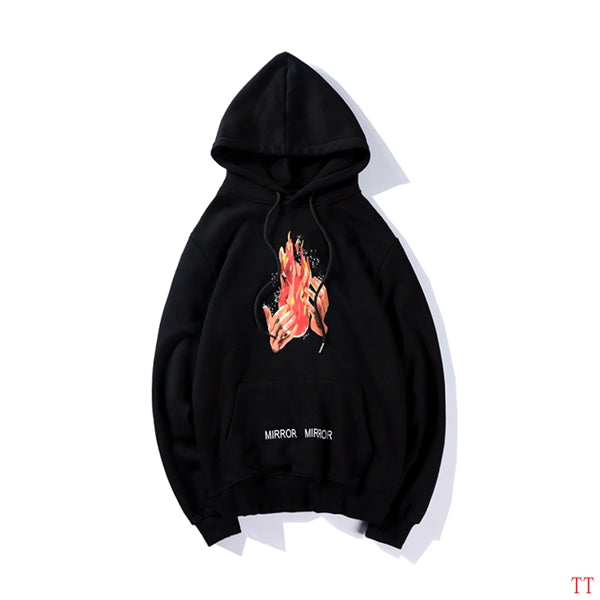 OFF-WHITE Fire Hands Hoodie