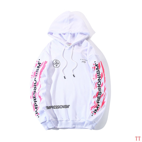 OFF-WHITE Impressionism Hoodie