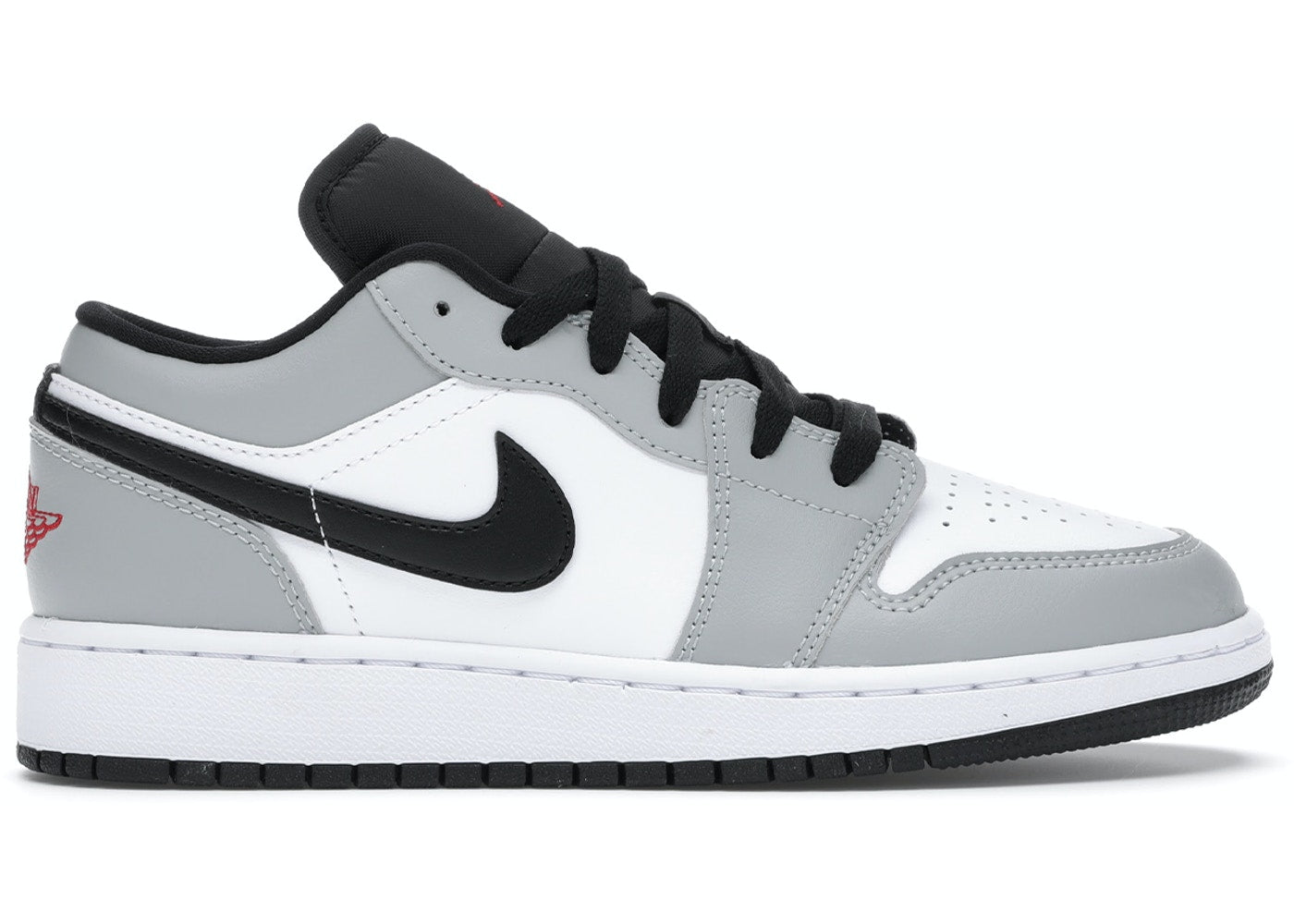 Jordan 1 Low Light Smoke Grey (GS)