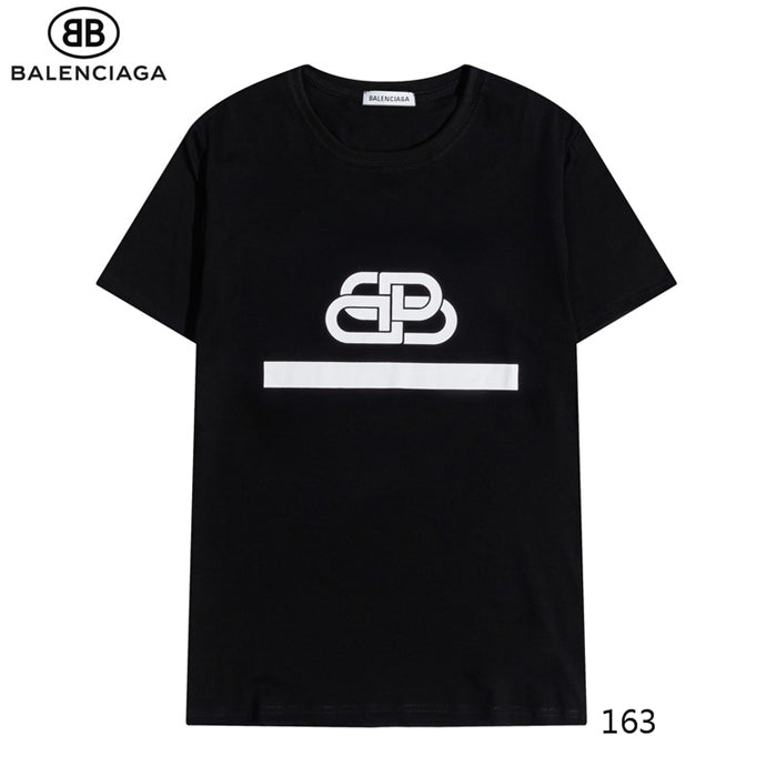 Black and White Balenciaga Shirt