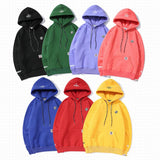 BAPE Colorful Pullover Hoodies