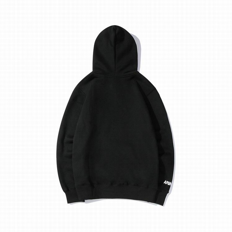 AAPE Usaka X ONE PIECE Hoodie Black/Gray