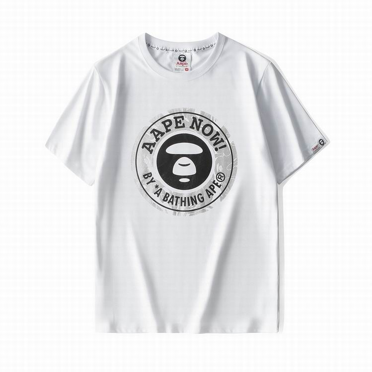 AAPE Now TEE White