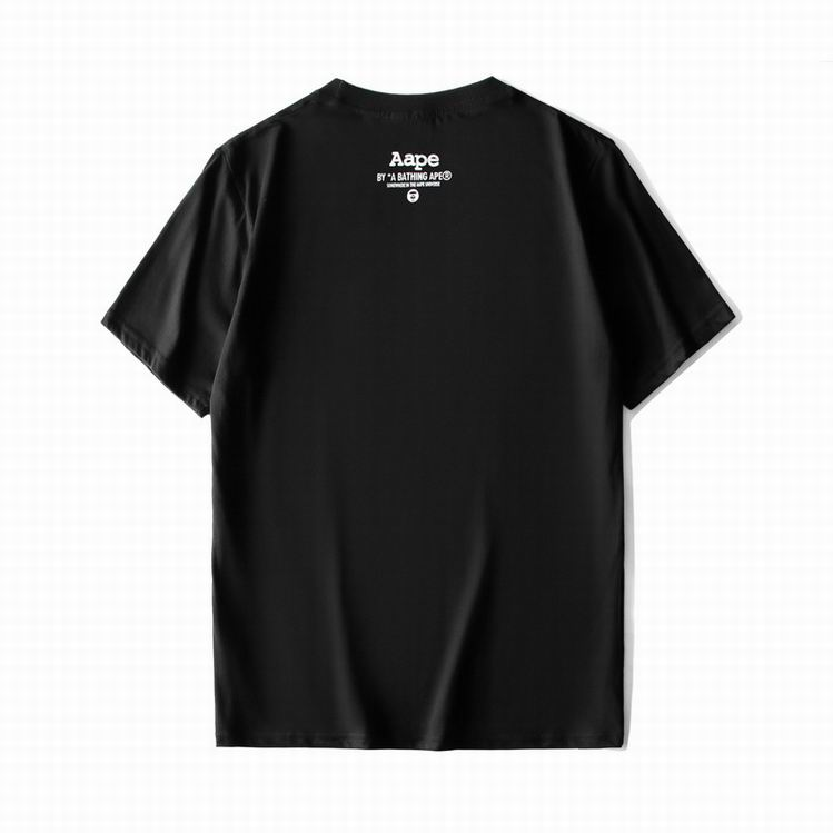 AAPE Flags TEE Black