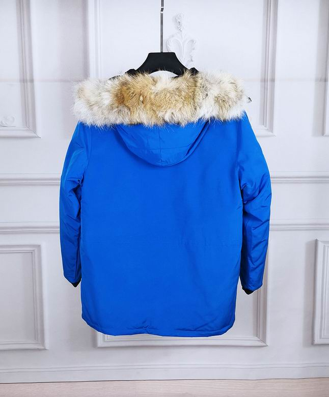 Canada Goose Man Expedition Parka FUR HOODED JACKET