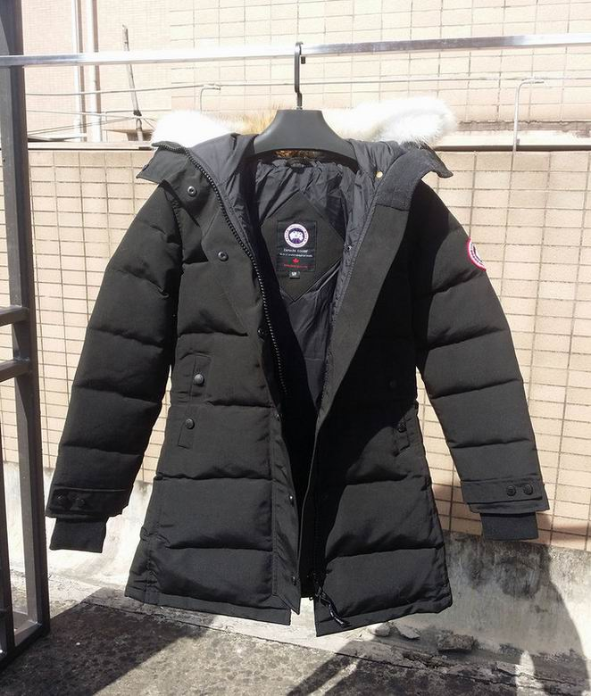 Canada Goose PUFFER Shelburne Parka HOODED JACKET DARK GREY