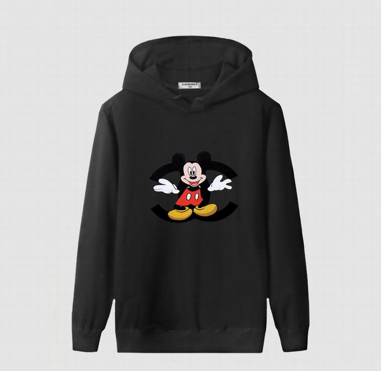 CHANEL MICKEY MOUSE HOODIE