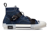 Dior B23 High Top Blue