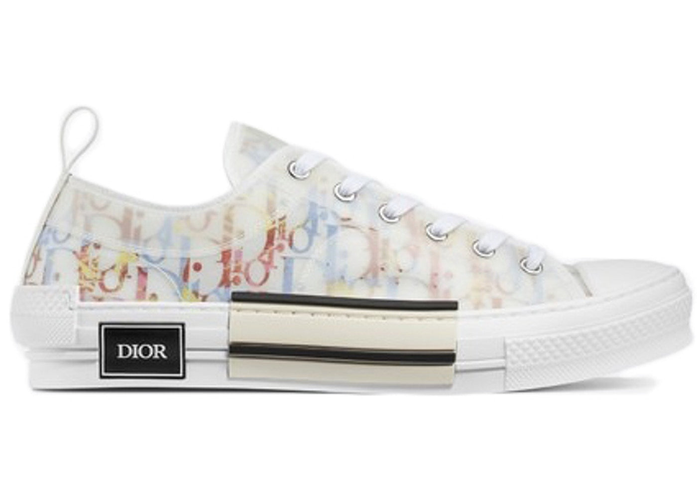 Dior B23 Low Top Multicolor Oblique