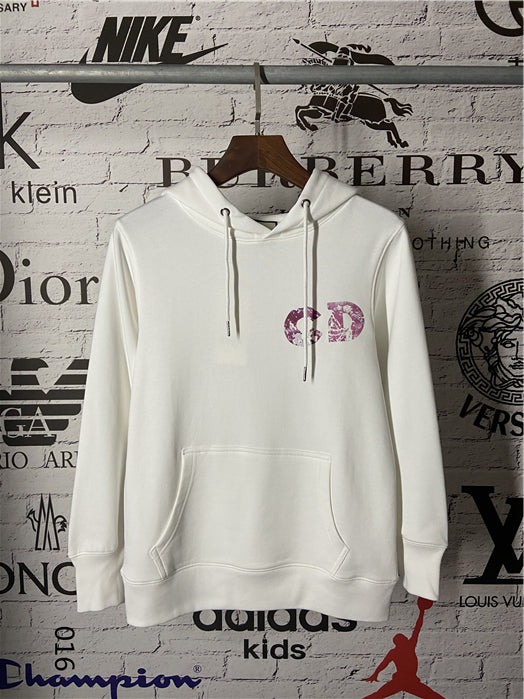 Black and White CD Dior Hoodies