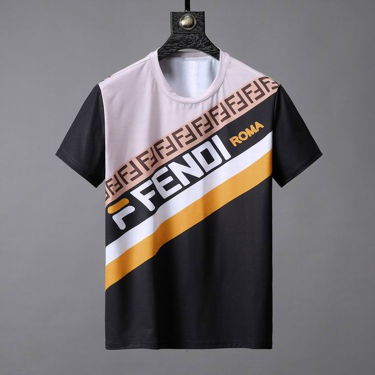 Stripe Roma Design Fendi Shirt