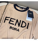 Brown Roma Fendi Shirt