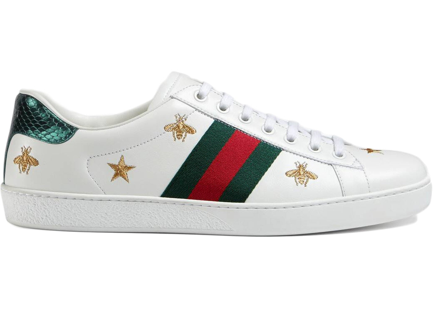 Gucci Ace Bees and Stars