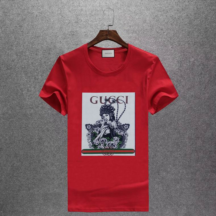 Gucci Lady T-Shirt Red